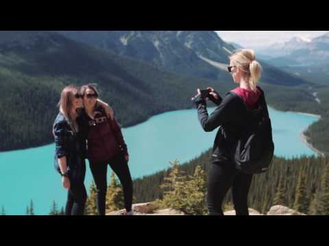 Full-Day Icefields Parkway Tour - Video