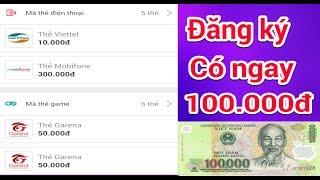 Kiếm tiền online 100.000đ chỉ cần đăng kí ví momo|HD kiếm tiền trên đt