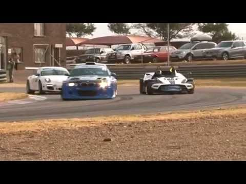 G&H Extreme Supercar Racing From Zwartkops