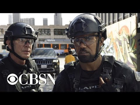 S.W.A.T. returns to television for Season 2 on CBS