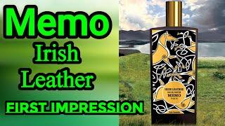 Memo Irish Leather First Impression