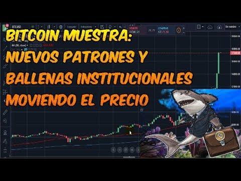 Bitcoin patrones nuevos, aumento de volatilidad y nuevas ballenas.