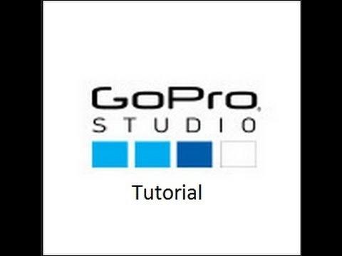GoPro Studio Tutorial - YouTube