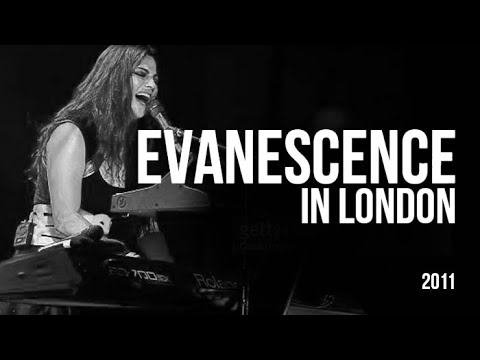 Evanescence Live at Hammersmith Apollo, London 2011