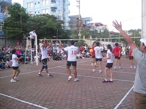 ABBank - chung kết bóng chuyền hơi