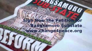 GMA DXGM Radio Interview with Kahlil and Mutya on Bangsamoro Substate Part 1 of 2