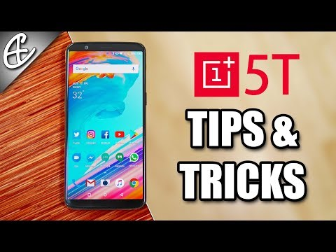 OnePlus 5T - 10+ Tips, Tricks & Hidden Features!