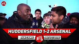 Huddersfield 1-2 Arsenal | Ozil Is Like The Boy Who Cried Wolf!