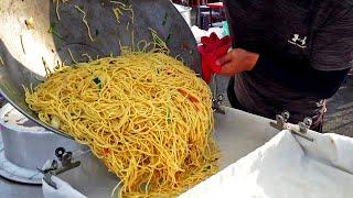 各種美味麵食-台灣街頭美食/Variety Of Delicious Noodles-Taiwanese Street Food