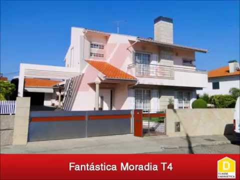 003-55 Moradia T4 com piscina em Fafe