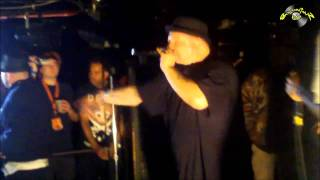 Slaine The Devil Never Dies Boston CD Party (Bostonianz617 Video)