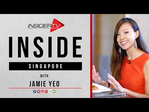 INSIDE SINGAPORE with Jamie Yeo | Travel Guide | June 2017