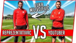 FUDBALSKI IZAZOVI w/ Luka Milivojevic (FC Crystal Palace)