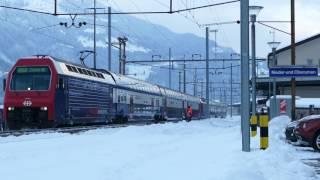 Station Nieder- und Oberurnen ohne S25 - Halt?