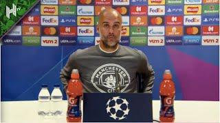 Jack Grealish has been excellent so far | Club Brugge vs Man City | Pep Guardiola press conference