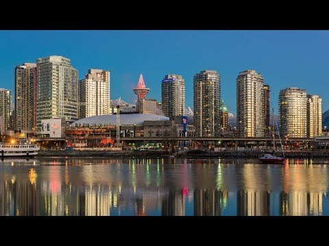 Sea Level Rise due to Global Warming Threatens Vancouver