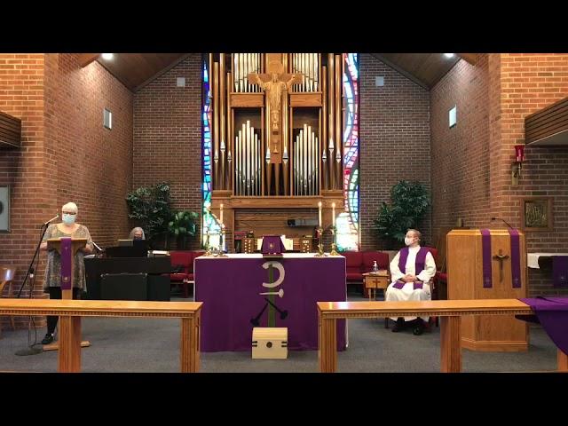 5 Lent - Holy Eucharist - 3/21/21