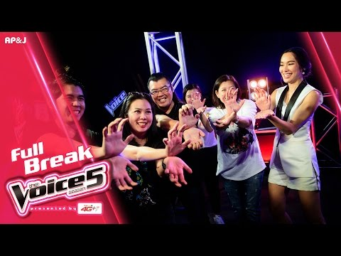 Blind Auditions - Full - (สำรอง) - วันที่ 09 Oct 2016 Part 6/6