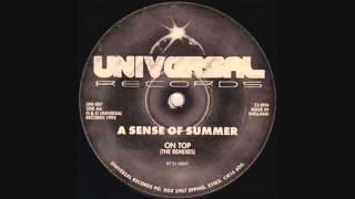 A Sense Of Summer - On Top (DJ Hixxy Remix 1)