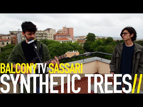 SYNTHETIC TREES - VIOLET (BalconyTV)