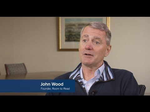 A Conversation with John Wood
