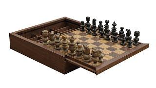 Making a Custom Chess Board & Box - 268