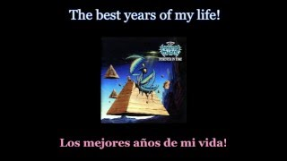 Praying Mantis - Best Years - Lyrics / Subtitulos en español (NWOBHM) Traducida