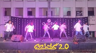GCEK 2K17 DANCE | OCHAPPAD 2.0 | M-Tech| BATCH DAY