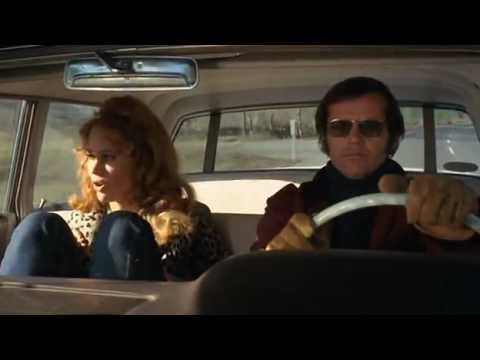 Five Easy Pieces car scene