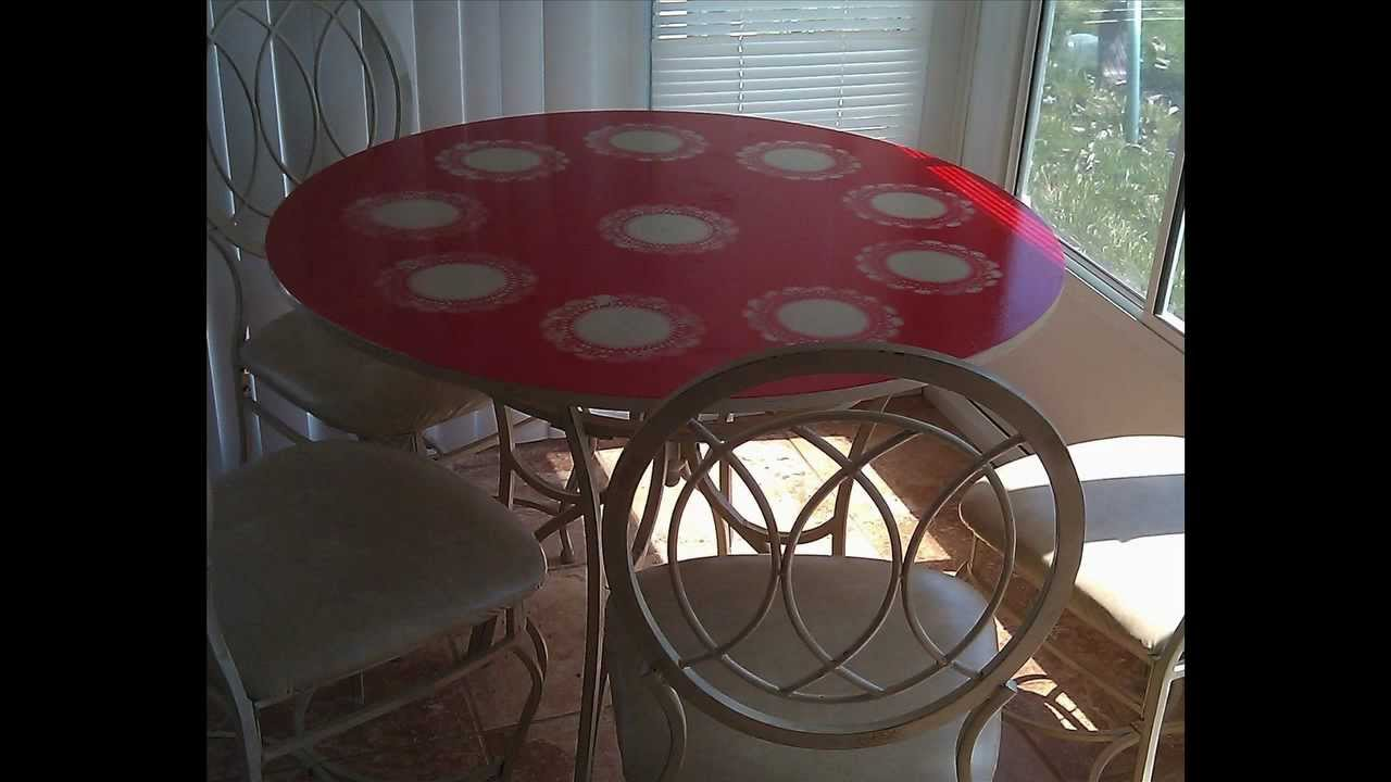 Round Table Tops Great For Painting Staining Or Mosaic Tops - Restaurant patio table tops