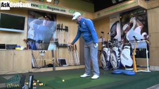 Golf Club Face Control Tip