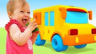 Kinder Video für Babys. Farben lernen mit Bianca.