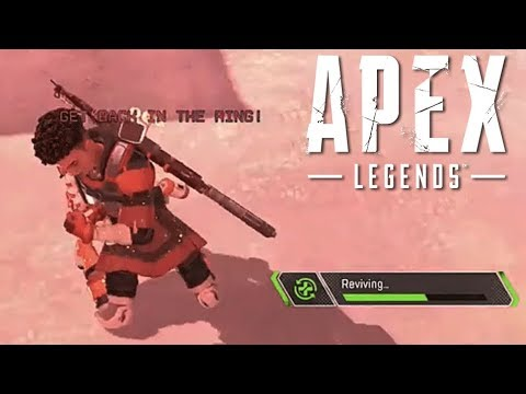 Self Revive FTW! (Apex Legends)