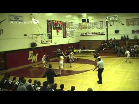 Riley Blea (#32), El Modena High School, 2014 Basketball Recruiting Video
