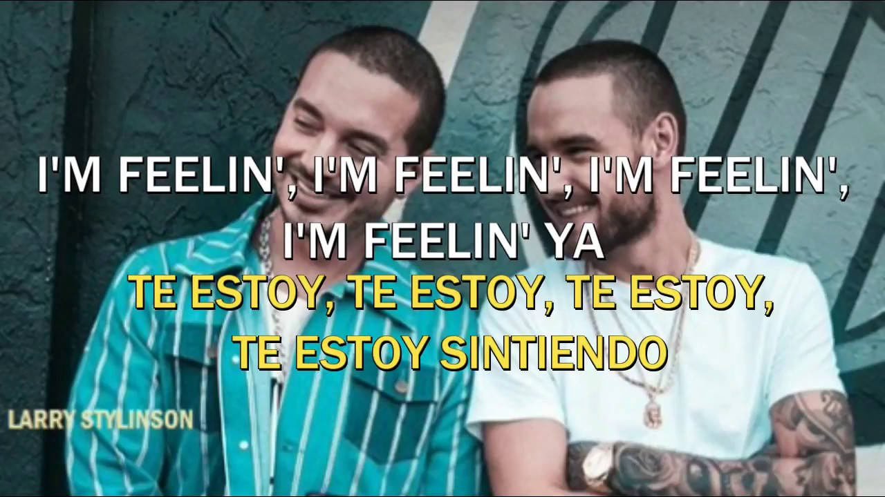 Liam Payne Ft J Balvin Familiar Lyrics Sub Espanol Eng Sub