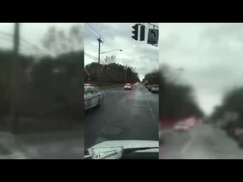 Rochester Police Chase coming into Greece