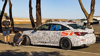 2022 Honda Civic Si Race Car – Team Honda Research West