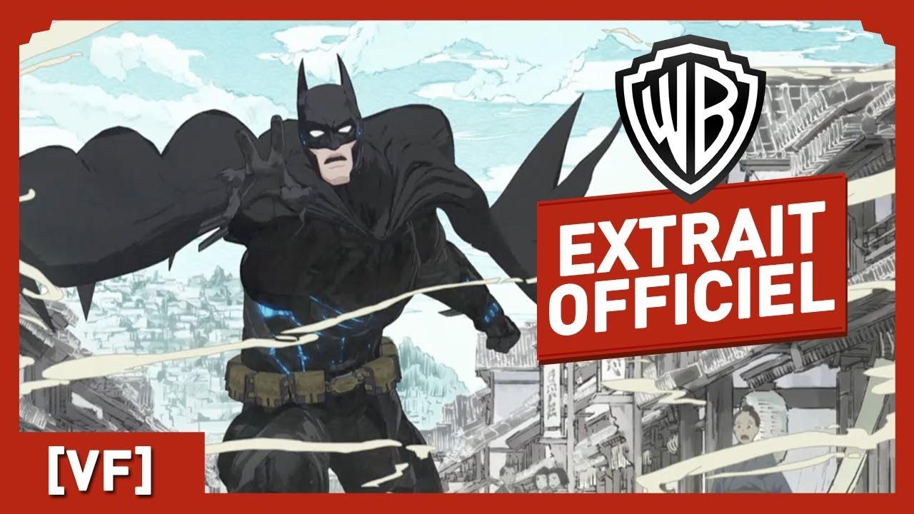 Batman Ninja - Extrait Officiel