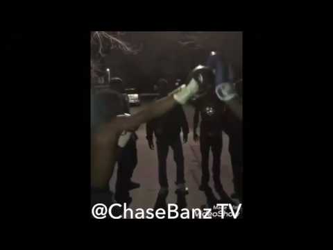 Lil Durk Artist OTF Snap Dogg Shows Fans He Can Box - What y'all think?