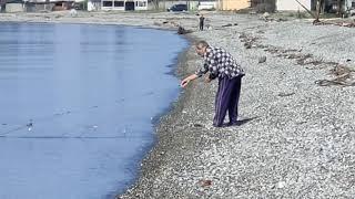 Абхазия 2021 Рыбалка на чёрном море Как поймать ставриду