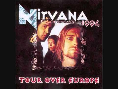 Nirvana - Live at Palaghiaccio, Rome 1994