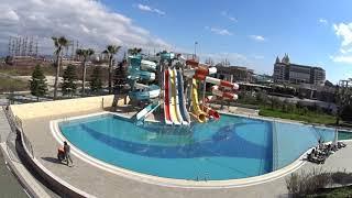 Краткий обзор отеля PORT RIVER HOTEL SPA 5 Турция Февраль 2021 года