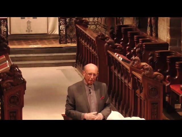 Canford  Magna Parish Church 9:00 Communion 20/09/20