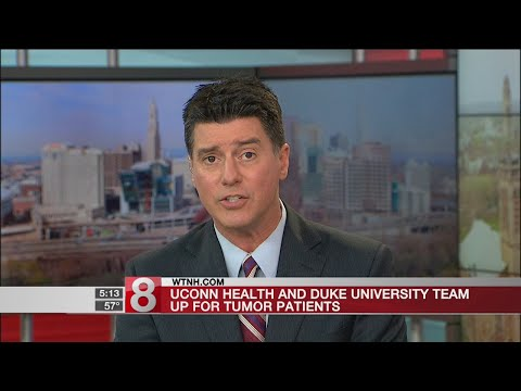 UConn Health, Duke Unvierstiy team up for tumor patients