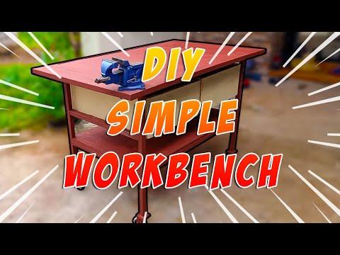 Making Simple Workbench (DIY)