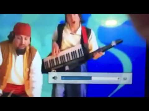 Jake and the Neverland Pirates hot lava music video