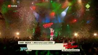 Miss Montreal - Being Alone At Christmas (Live @ 3FM Awards 2010)