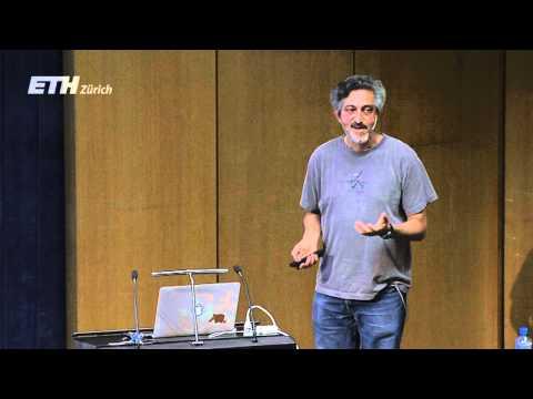 Professor Avi Wigderson on a computational theory of randomness