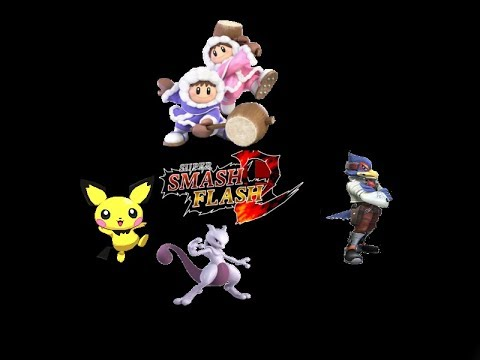 Download Ssf2 Mod Showcase Falco And Mewtwo By Zachary