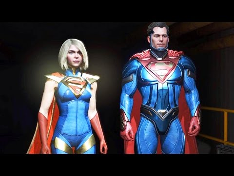 INJUSTICE 2 04: Magia Vs Ciência - PS4 / Xbox One gameplay